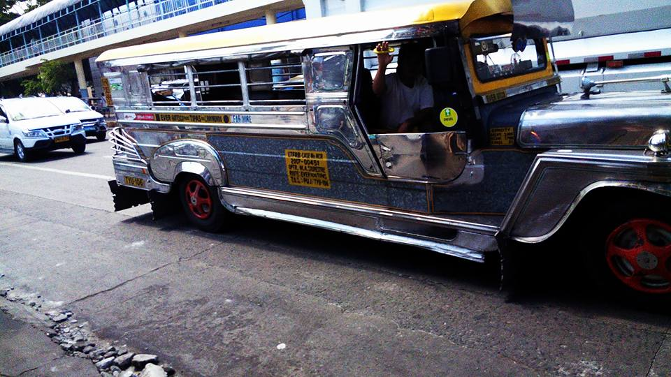 Means Of Transportation In Metro Manila Philippines